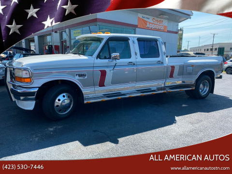 1997 Ford F-350 for sale at All American Autos in Kingsport TN