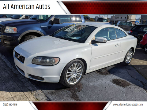2009 Volvo C70 for sale at All American Autos in Kingsport TN