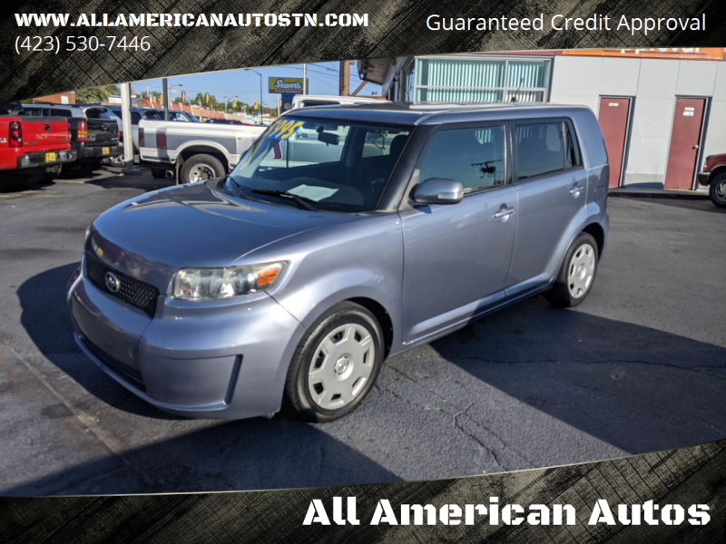 2009 Scion xB for sale at All American Autos in Kingsport TN