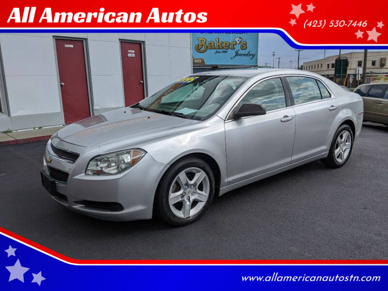 2010 Chevrolet Malibu for sale at All American Autos in Kingsport TN