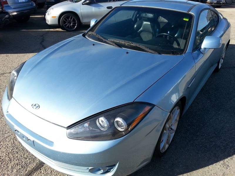 2007 Hyundai Tiburon For Sale At MQM Auto Sales In Nampa ID