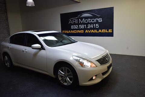 Infiniti G37 For Sale Carsforsale