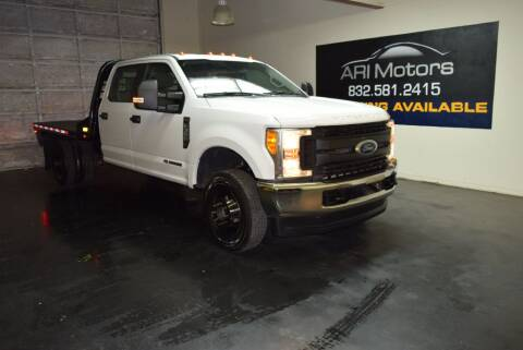 2017 Ford F-350 Super Duty for sale at ARI Motors in Houston TX