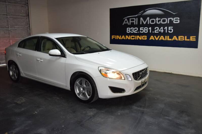 2012 Volvo S60 for sale at ARI Motors in Houston TX