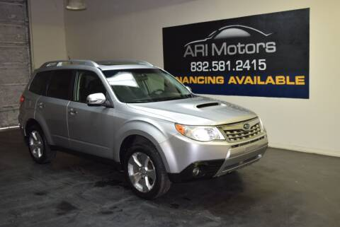 2011 Subaru Forester for sale at ARI Motors in Houston TX