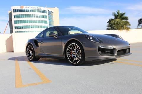 2014 Porsche 911 for sale in Doral, FL