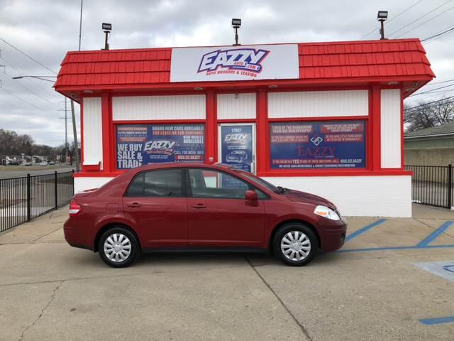 2011 Nissan Versa For Sale At Eazzy Automotive Inc. In Eastpointe MI