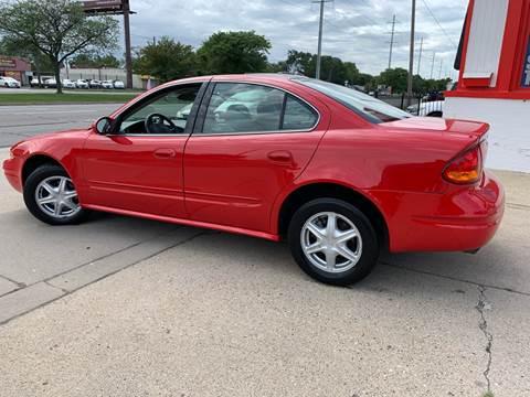 2002 Oldsmobile Alero for sale in Eastpointe, MI