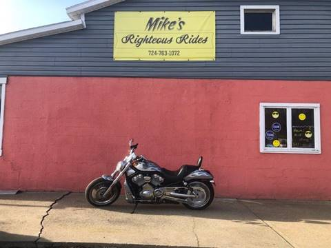 2004 Harley-Davidson V-Rod for sale in Mc Grann, PA