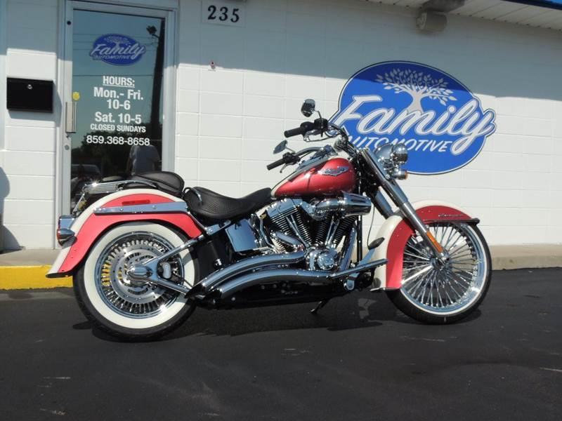 Harley Davidson Lexington Ky >> 2012 Harley Davidson Flstn Softail D For Sale In Lexington Ky