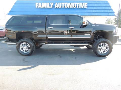 Used Diesel Trucks >> 2018 Chevrolet Silverado 2500hd For Sale In Lexington Ky
