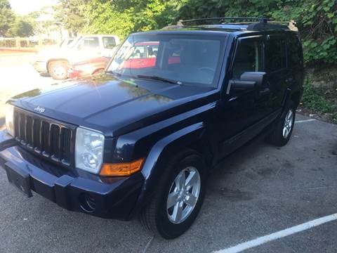 2006 Jeep Commander for sale in Quincy, MA