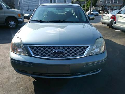 2007 Ford Five Hundred for sale in Quincy, MA