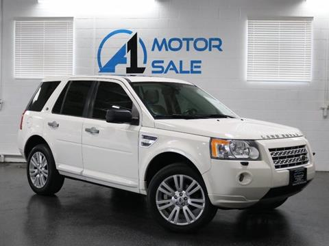 2010 Land Rover LR2 for sale in Schaumburg, IL