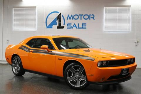 2012 Dodge Challenger for sale in Schaumburg, IL