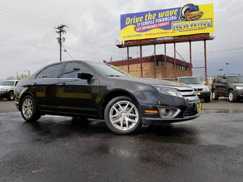 2011 Ford Fusion for sale in Denver, CO