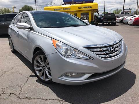 2013 Hyundai Sonata for sale at New Wave Auto Brokers & Sales in Denver CO