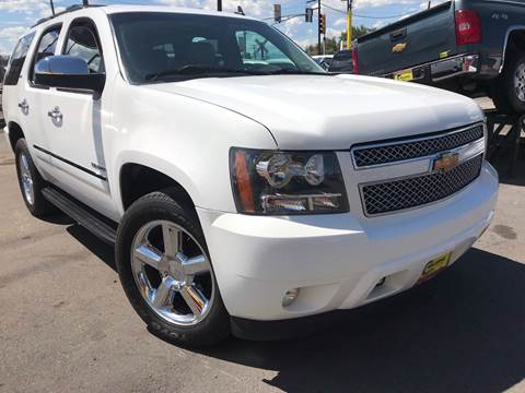 2011 Chevrolet Tahoe for sale at New Wave Auto Brokers & Sales in Denver CO