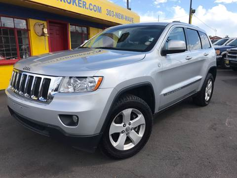 2011 Jeep Grand Cherokee for sale at New Wave Auto Brokers & Sales in Denver CO
