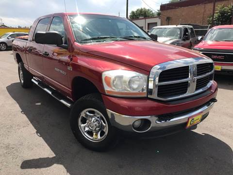 2006 Dodge Ram Pickup 1500 for sale at New Wave Auto Brokers & Sales in Denver CO