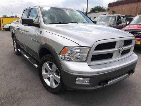 2012 RAM Ram Pickup 1500 for sale at New Wave Auto Brokers & Sales in Denver CO