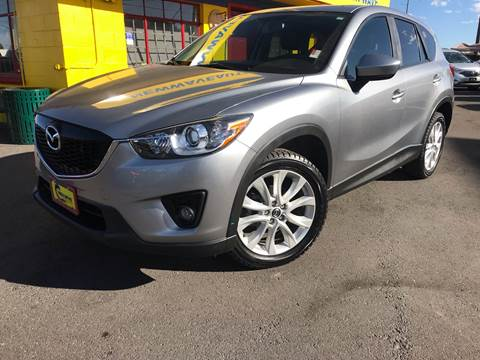 2013 Mazda CX-5 for sale at New Wave Auto Brokers & Sales in Denver CO