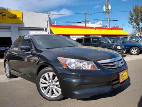 2012 Honda Accord for sale in Denver, CO