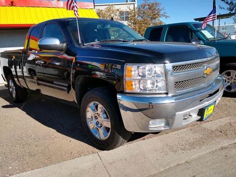 2012 Chevrolet Silverado 1500 for sale in Denver, CO
