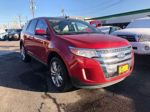 2011 Ford Edge for sale in Denver, CO