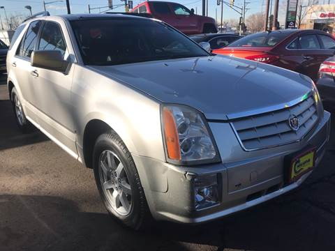 2008 Cadillac SRX for sale at New Wave Auto Brokers & Sales in Denver CO