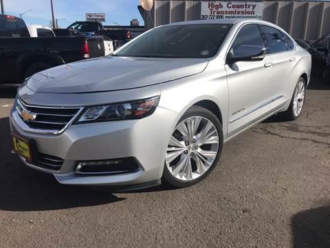 2015 Chevrolet Impala for sale in Denver, CO