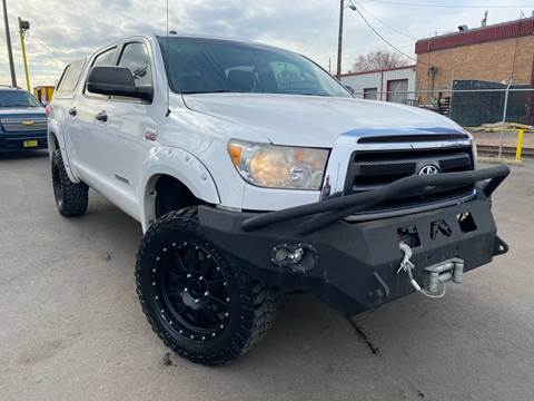 2012 Toyota Tundra for sale at New Wave Auto Brokers & Sales in Denver CO