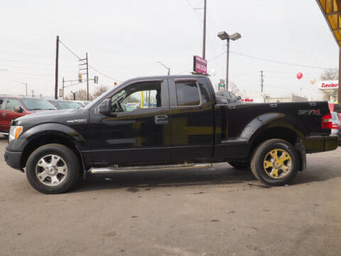 2009 Ford F-150 for sale at New Wave Auto Brokers & Sales in Denver CO