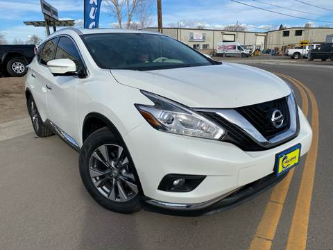 2015 Nissan Murano for sale at New Wave Auto Brokers & Sales in Denver CO