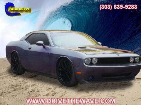 2010 Dodge Challenger for sale at New Wave Auto Brokers & Sales in Denver CO
