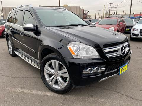 2010 Mercedes-Benz GL-Class for sale at New Wave Auto Brokers & Sales in Denver CO