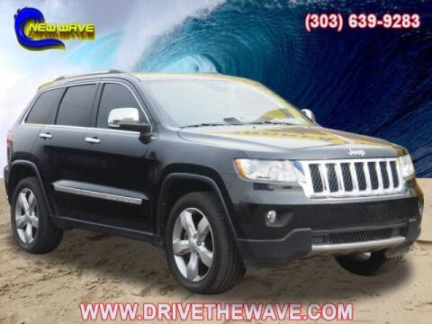 2013 Jeep Grand Cherokee for sale at New Wave Auto Brokers & Sales in Denver CO
