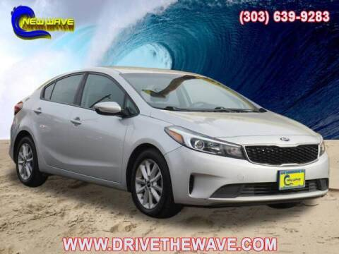 2017 Kia Forte for sale at New Wave Auto Brokers & Sales in Denver CO