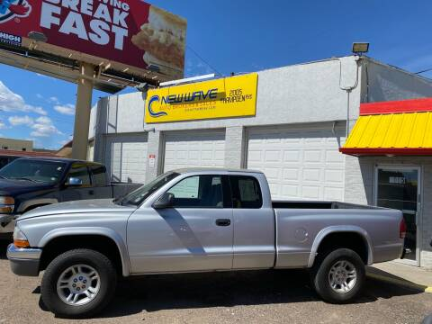 2001 Dodge Dakota for sale at New Wave Auto Brokers & Sales in Denver CO