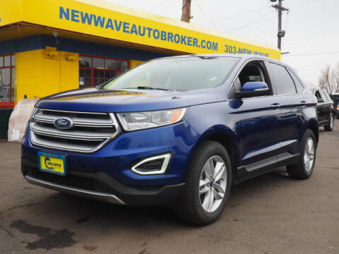 2015 Ford Edge for sale at New Wave Auto Brokers & Sales in Denver CO