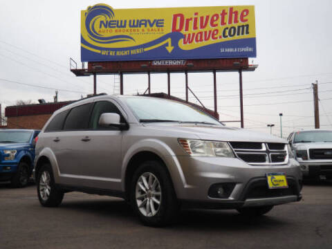 2017 Dodge Journey for sale at New Wave Auto Brokers & Sales in Denver CO