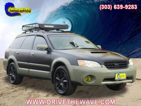 2006 Subaru Outback for sale at New Wave Auto Brokers & Sales in Denver CO