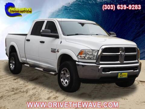 2013 RAM Ram Pickup 2500 for sale at New Wave Auto Brokers & Sales in Denver CO