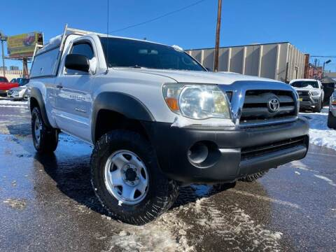 2009 Toyota Tacoma for sale at New Wave Auto Brokers & Sales in Denver CO