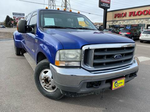 2003 Ford F-350 Super Duty for sale at New Wave Auto Brokers & Sales in Denver CO