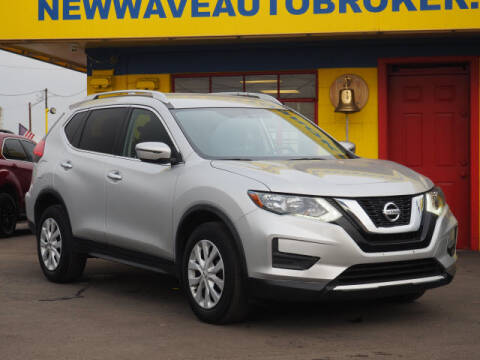 2017 Nissan Rogue for sale at New Wave Auto Brokers & Sales in Denver CO