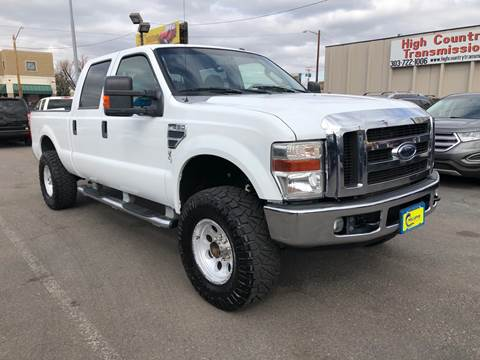 2009 Ford F-250 Super Duty for sale at New Wave Auto Brokers & Sales in Denver CO