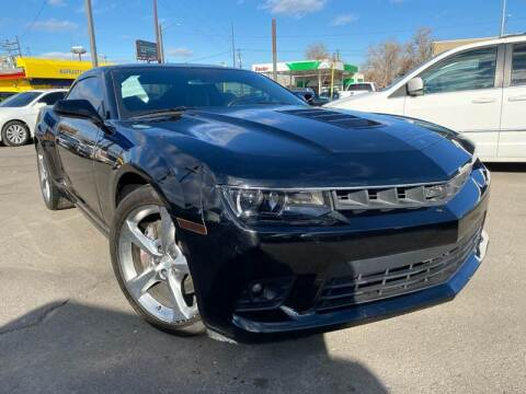 2014 Chevrolet Camaro for sale at New Wave Auto Brokers & Sales in Denver CO