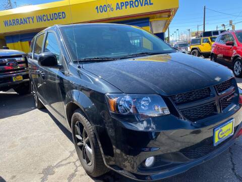 2019 Dodge Grand Caravan for sale at New Wave Auto Brokers & Sales in Denver CO