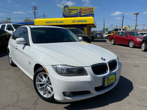 2010 BMW 3 Series for sale at New Wave Auto Brokers & Sales in Denver CO